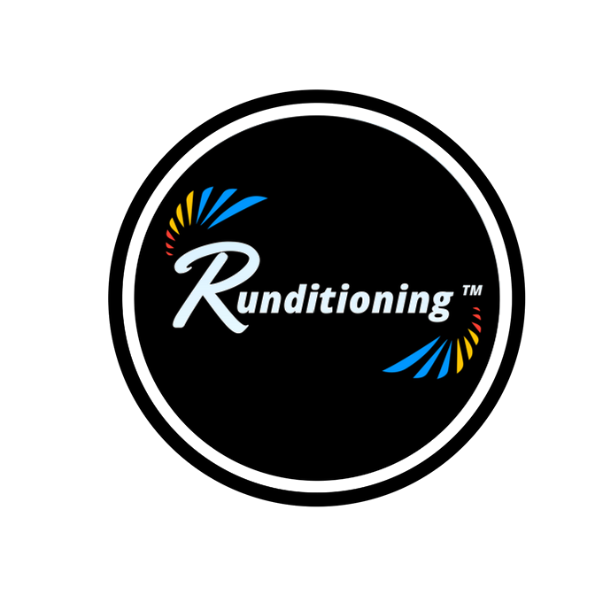 Runditioning in circle (transparent)