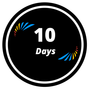 10 Days (transparent)