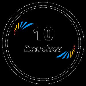 10 Exercises (transparent)